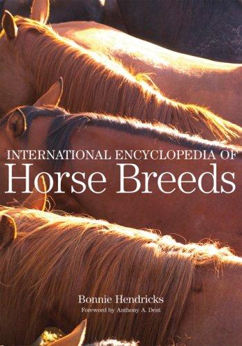 International Encyclopedia of Horse Breeds 9780806138848