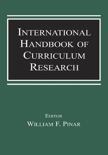 International Handbk Curriculum CL 9780805832228