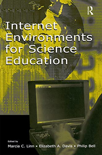 Internet Environments for Science Education 9780805843033