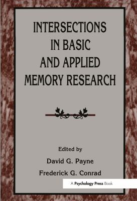 Intersections in Basic & Applied 9780805819731