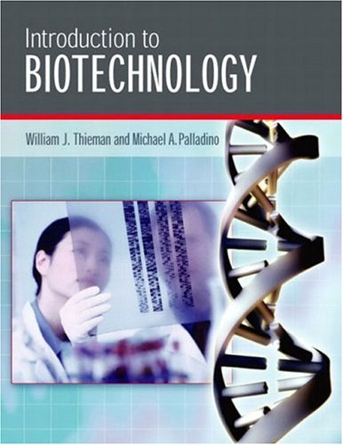 Introduction to Biotechnology 9780805348255