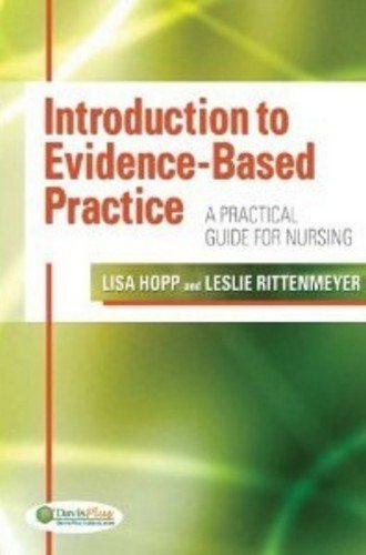 Introduction to Evidence-Based Practice: A Practical Guide for Nursing 9780803623286