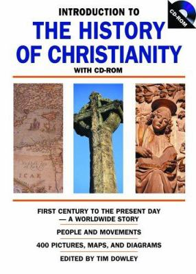 Introduction to the History of Christianity [With CDROM] 9780800638122