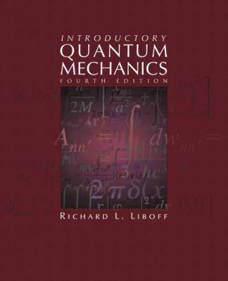 Introductory Quantum Mechanics 9780805387148
