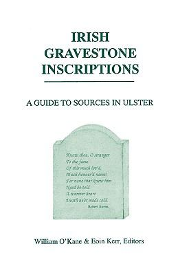 Irish Gravestone Inscriptions 9780806316161