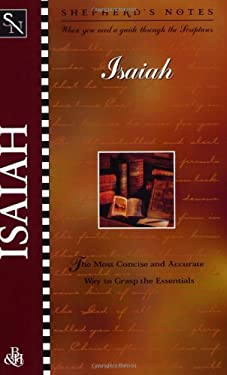 Shepherd's Notes: Isaiah 9780805491975