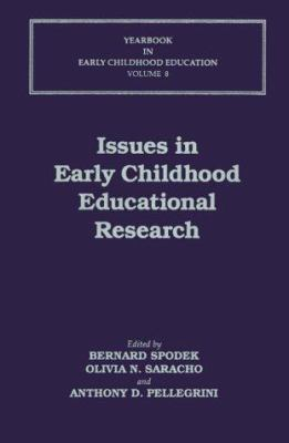 Issues in Early Childhood Educational Research 9780807737651