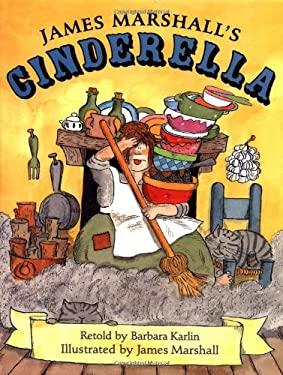 James Marshall's Cinderella 9780803727304