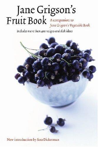 Jane Grigson's Fruit Book 9780803259935