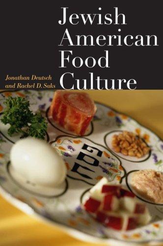 Jewish American Food Culture 9780803226753