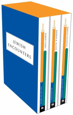 Jewish Encounters 3-Copy Boxed Set: Betraying Spinoza, Maimonides, and the Life of David 9780805242560