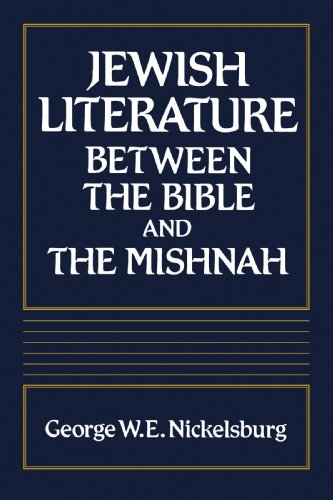Jewish Literature Between the Bible and the Mishnah 9780800619800