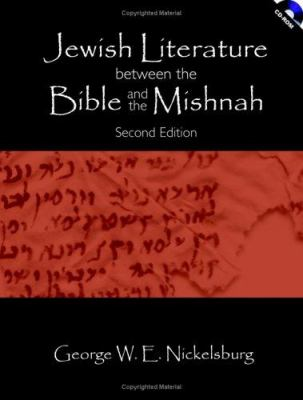 Jewish Literature Between the Bible and the Mishnah: A Historical and Literary Introduction [With CDROM] 9780800637798