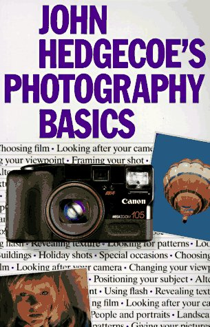 John Hedgecoe's Photography Basics 9780806903767