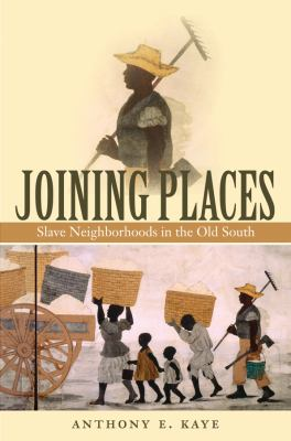 Joining Places: Slave Neighborhoods in the Old South 9780807831038