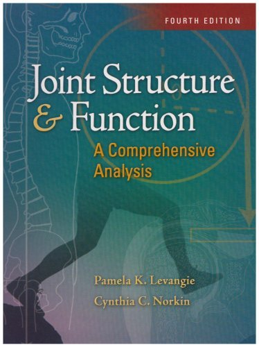 Joint Structure and Function: A Comprehensive Analysis 9780803611917