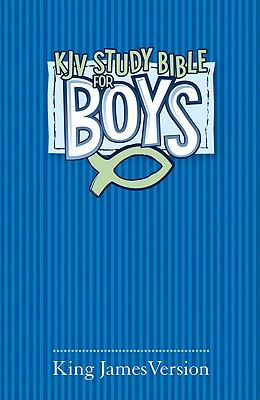 Study Bible for Boys-KJV 9780801072666