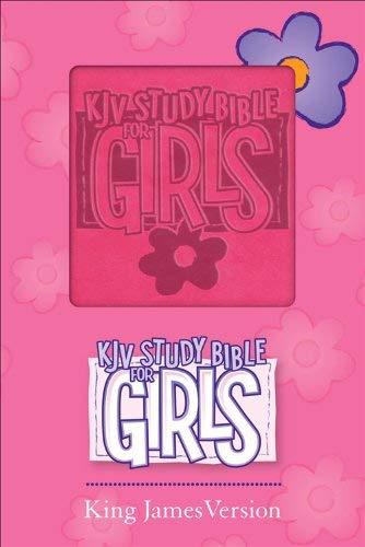 Study Bible for Girls-KJV 9780801072680