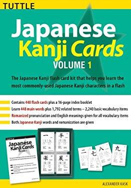 Kanji Cards 9780804833974
