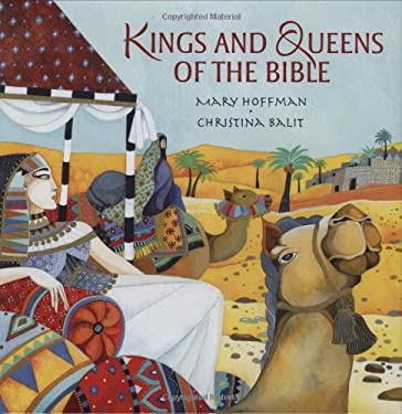 Kings and Queens of the Bible 9780805088373