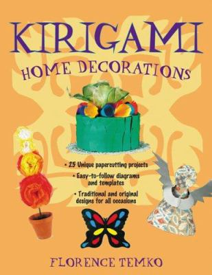 Kirigami Home Decorations 9780804837934
