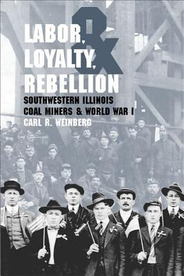 Labor, Loyalty, and Rebellion: Southwestern Illinois Coal Miners and World War I 9780809326358