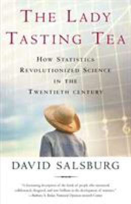 Lady Tasting Tea 9780805071344