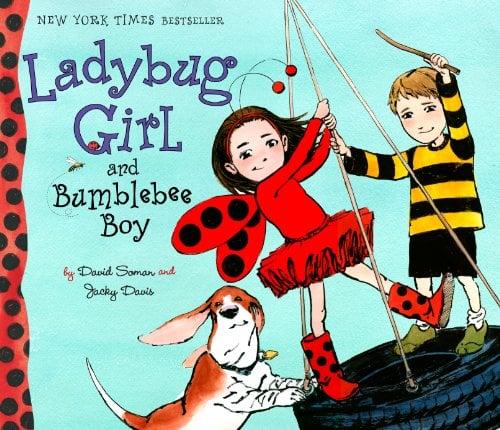 Ladybug Girl and Bumblebee Boy 9780803733398