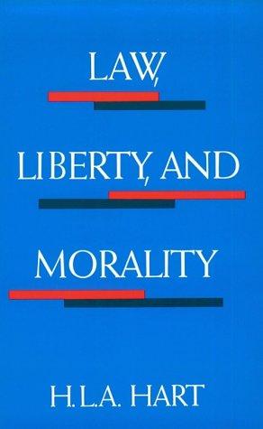 Law, Liberty, and Morality
