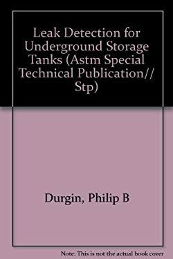 Leak Detection for Underground Storage Tanks 9780803118584