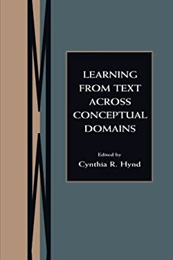 Learning from Text Across Conceptual Domains 9780805821840