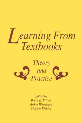 Learning from Textbooks: Theory and Practice 9780805806779