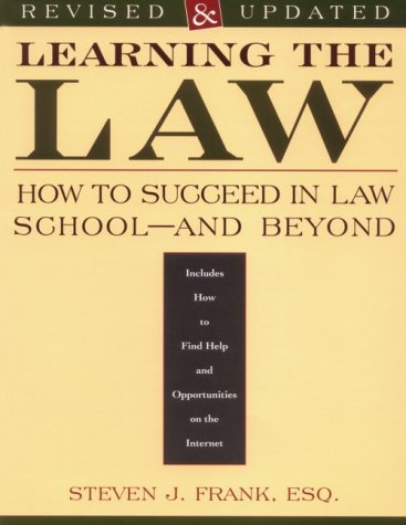 Learning the Law 9780806518718