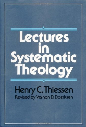 Lectures in Systematic Theology 9780802835291