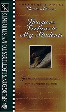 Shepherd's Notes: Lectures to My Students 9780805491968