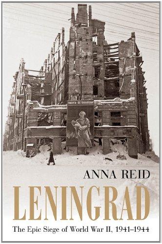 Leningrad: The Epic Siege of World War II, 1941-1944 9780802715944