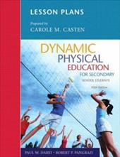 Lesson Plans Dynamic Physical Education for Secondary School Students 3293505