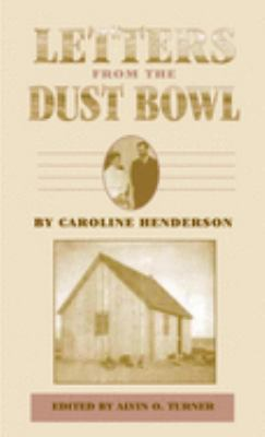 Letters from the Dust Bowl 9780806133508