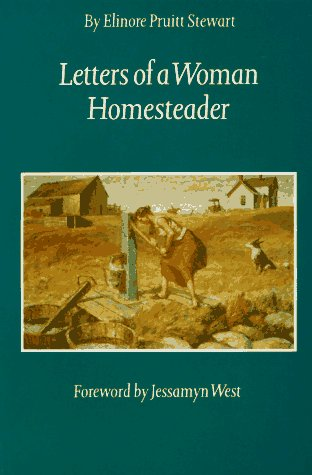 Letters of a Woman Homesteader 9780803251939