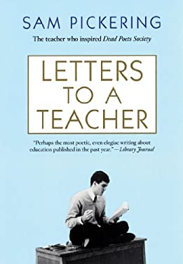 Letters to a Teacher 9780802142276