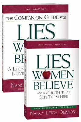 Lies Women Believe/Companion Guide for Lies Women Believe- 2 Book Set 9780802476005