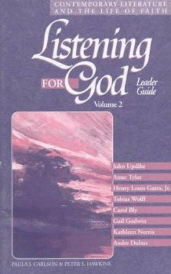 Listening for God Ldr Vol 2 9780806628455