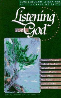 Listening for God Reader, Vol 1