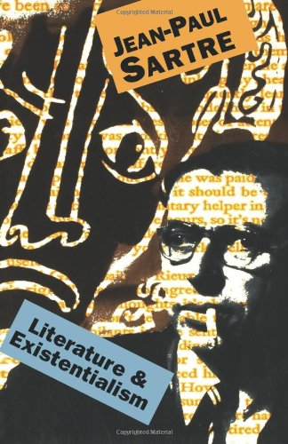 Literature and Existentialism 9780806501055