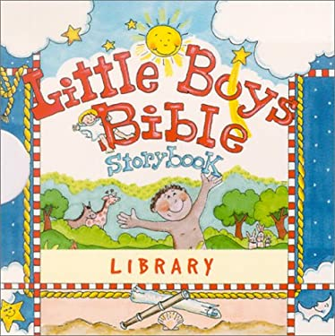 Little Boys Bible Storybook Library 9780801044984