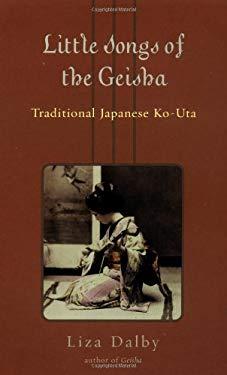 Little Songs of the Geisha 9780804832502