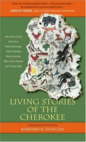 Living Stories of the Cherokee 9780807847190