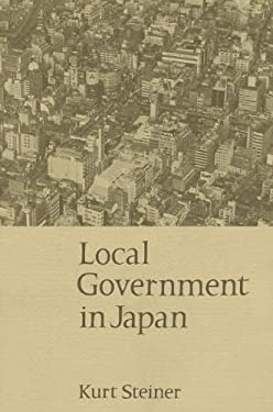 Local Government in Japan 9780804702171