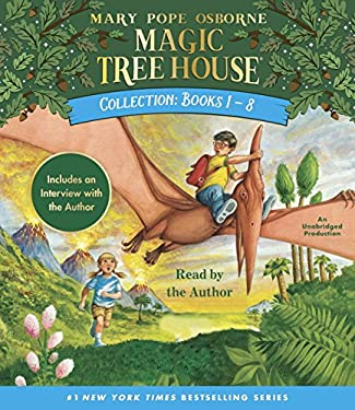 Magic Tree House Collection: Books 1-8 9780807206126