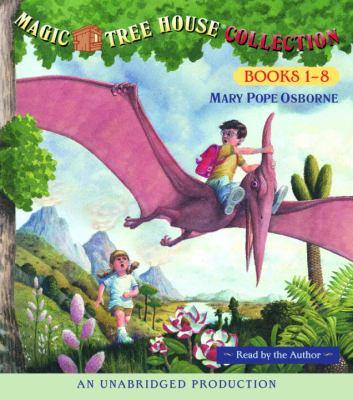 Mth Books 1-8 (Lib)(CD) 9780807206133